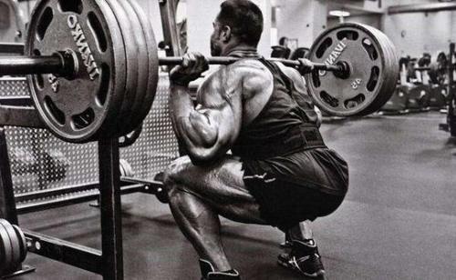 通过练习深蹲,可以让身体得到好处,深蹲不能不练