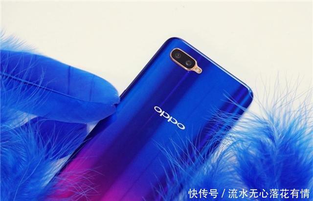 OPPO K3新一代千元机霸!骁龙710+渐变色+2