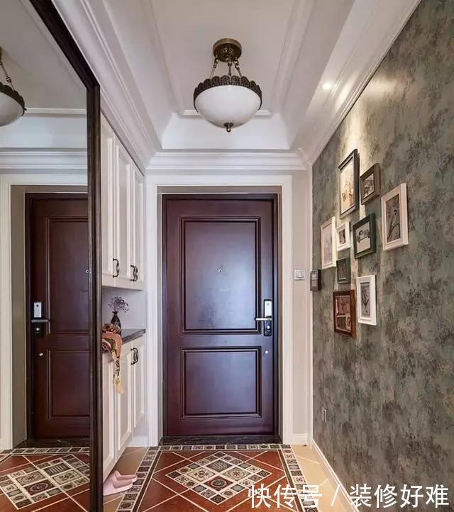 <b>138平美式装修,这么漂亮的新房,一般只有在电影里才能看到</b>