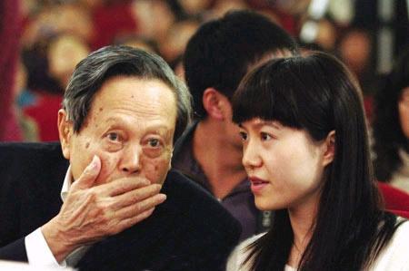 如何看杨振宁入中圌国籍?这里有五个故事 - 柏村休闲居 - 柏村休闲居