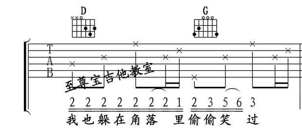 07.07 求一些简单的歌曲吉他谱,4个和弦循环适合初学者那. 2013.11.