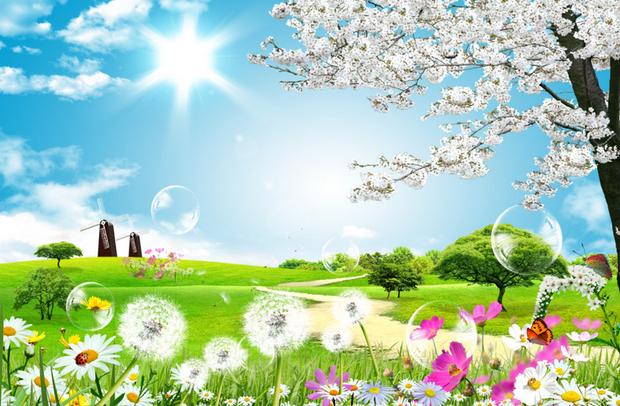 关于春天的古诗有那些?