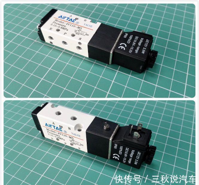 浅析电磁阀工作原理
