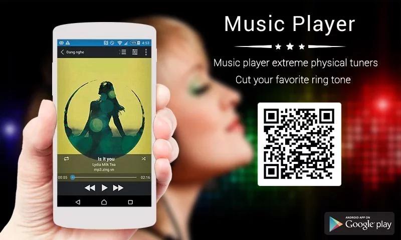 HQ Music Player Offline截图11