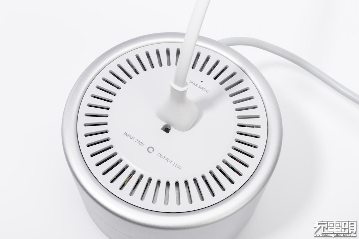海淘电器放心用:公牛电源变压器图赏