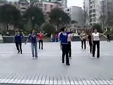 广场舞最炫民族风