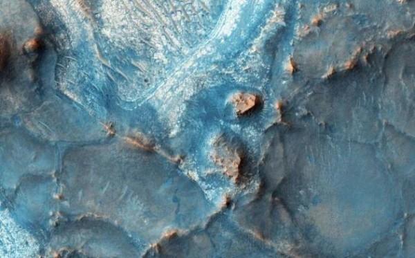 关于火星的10个有趣事实:一年有687个地球日