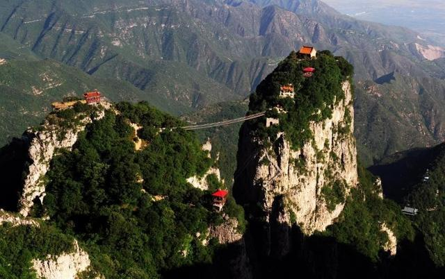 是国家级风景名胜区,国家级森林公园,国家aaaa级旅游景区,山西省旅游