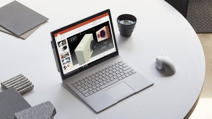微软Surface Book 2国行版现已开售 12388元起如约而至