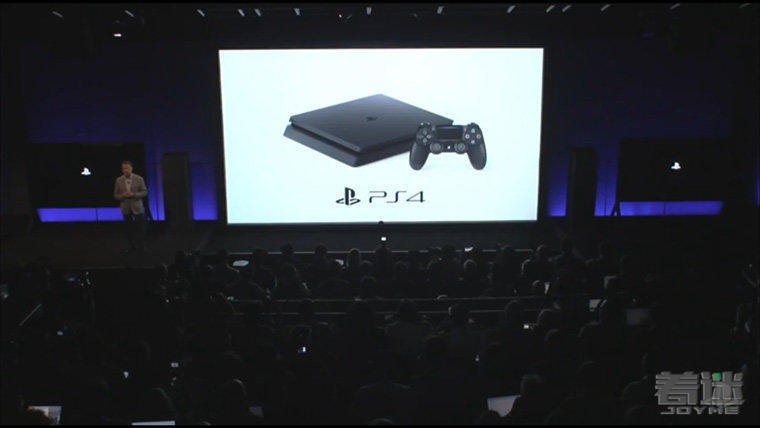 索尼PS4 Slim售价299美元 将于10月10日开卖