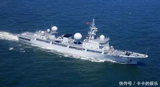 美日澳高调军演,815G型电子侦察船突然出现,澳抱怨不请自来