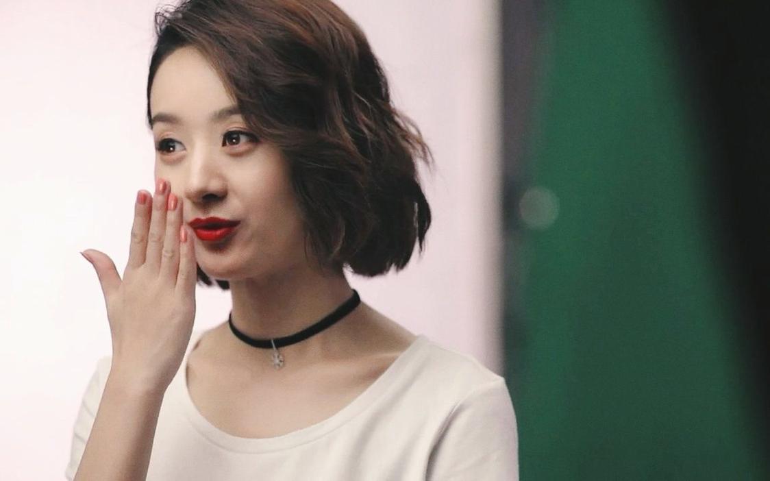 第1名,赵丽颖,电视剧《你和我的倾城时光》,角色名