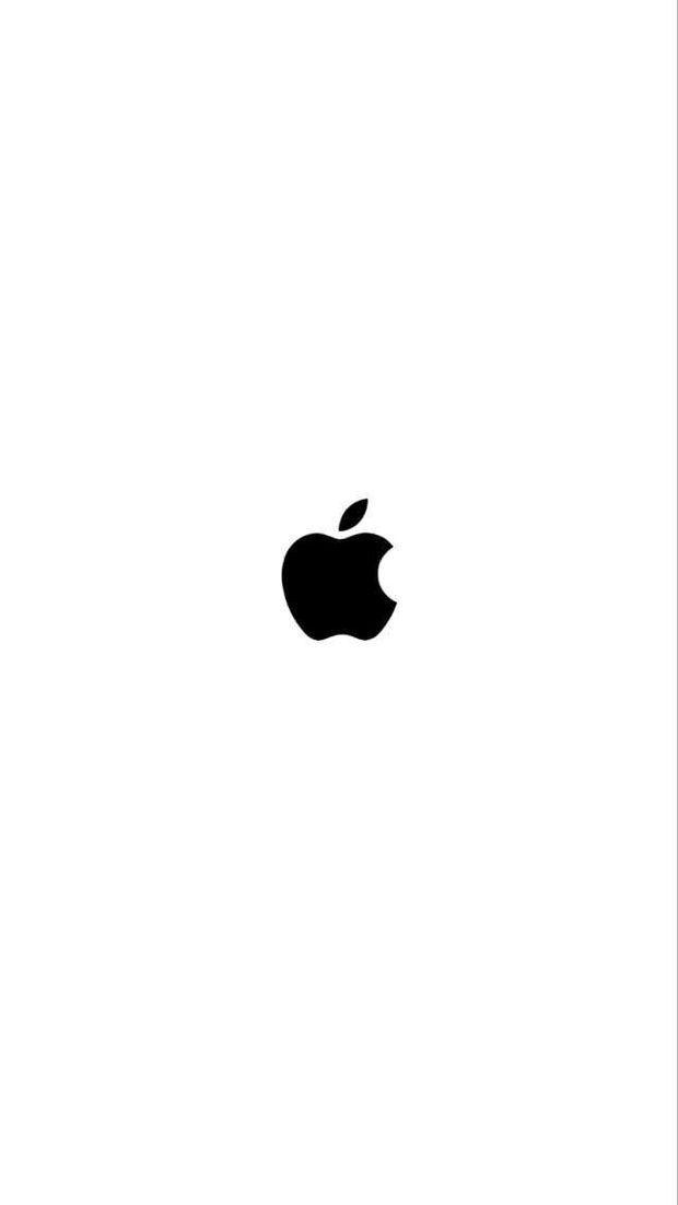 苹果6 为什么老是出现白屏中间一个黑苹果的标志呢图片