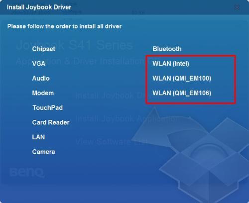 笔记本无线网卡驱动
