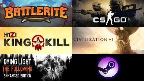 Steam上周销量排行《四海兄弟3》成功问鼎