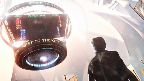 《头号玩家》征程开启特辑 高达大战机械哥斯拉