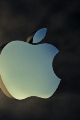 苹果logo壁纸2_360手机助手
