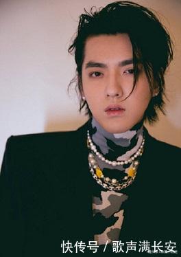 吴亦凡演出时疑似遭到激光笔照射,网友真的太不尊重人了