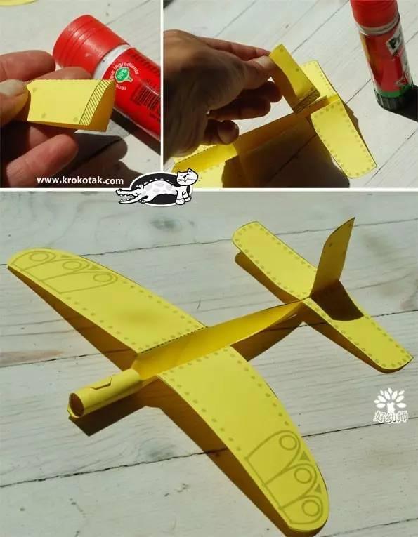 幼儿园必备手工课!附:火箭制作教程