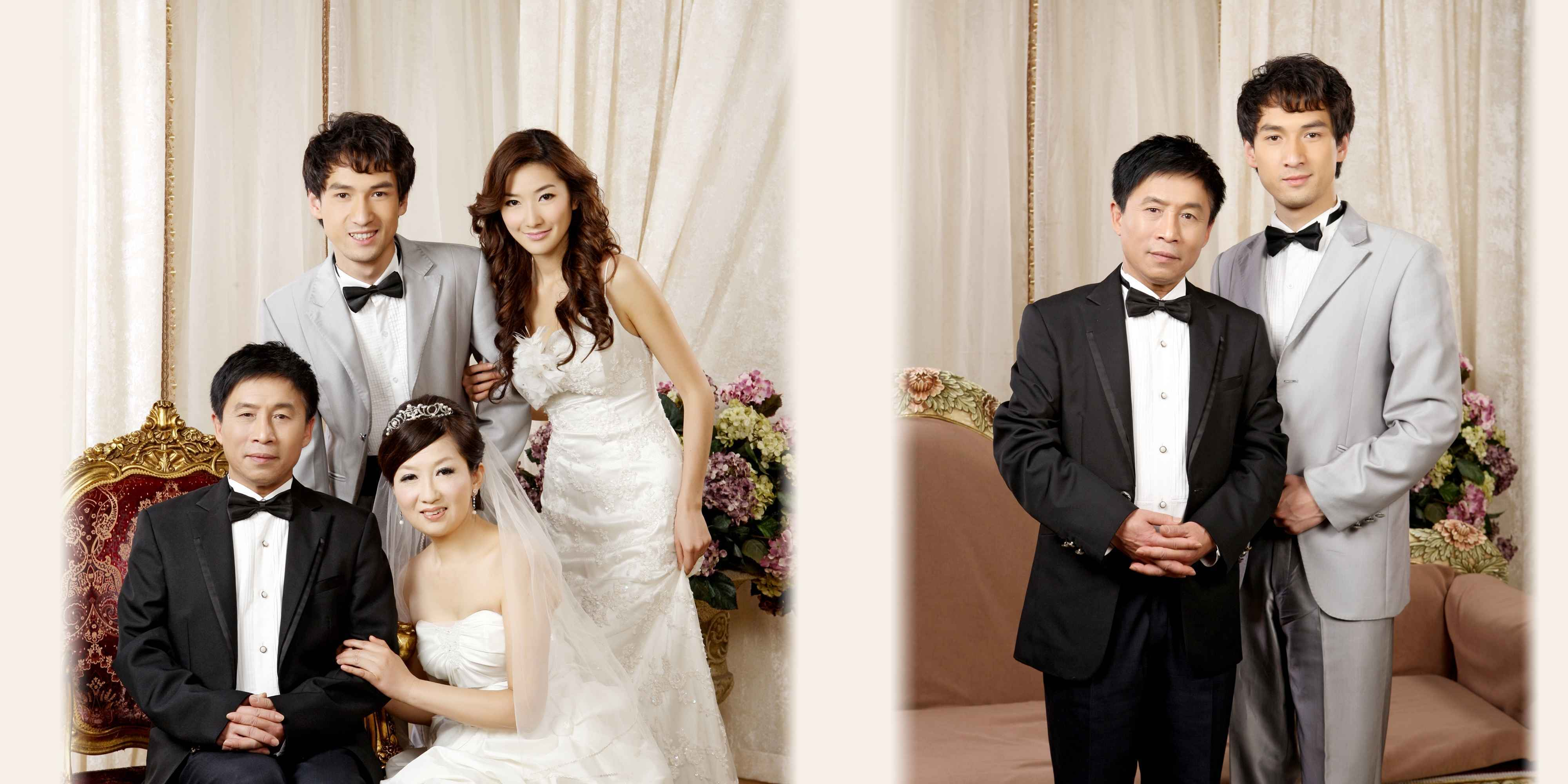 重庆巴黎经典婚纱摄影