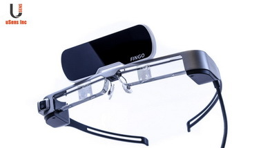 Epson Moverio BT-300 AR眼镜将支持uSens手势交互