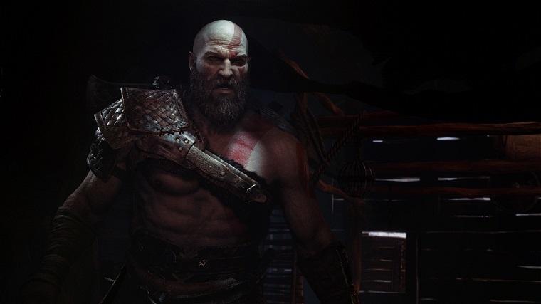 《战神》新作游戏画面