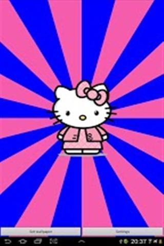 卡通猫咪简笔画彩色