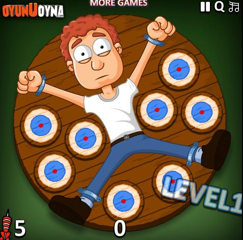 游戏目标:折磨惩罚恶男