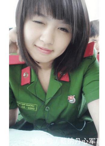 揭秘越南新军服神似中国军服,女兵穿上后惊艳全场,尤其是第二个插图(5)