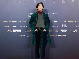 北京是有多冷,林宥嘉走红毯被冻成了一米三