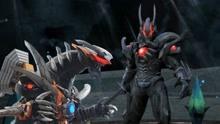 奥特曼宇宙英雄:黑暗魔神路基艾尔双形态登场