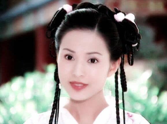 李若彤杨幂赵丽颖林心如贾静雯谢娜,女星扮丫鬟谁最美最惊艳?