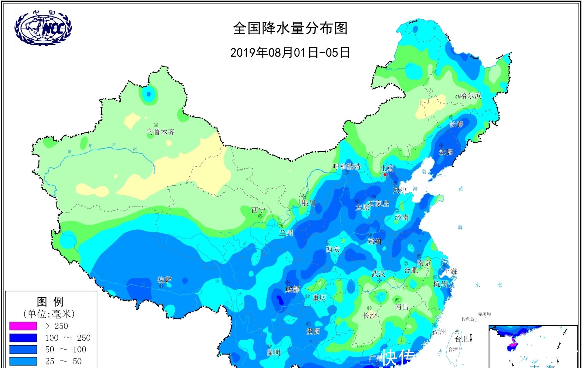 副高不退,大雨带要停在北方!一年中最坏的雨或突袭华北东北
