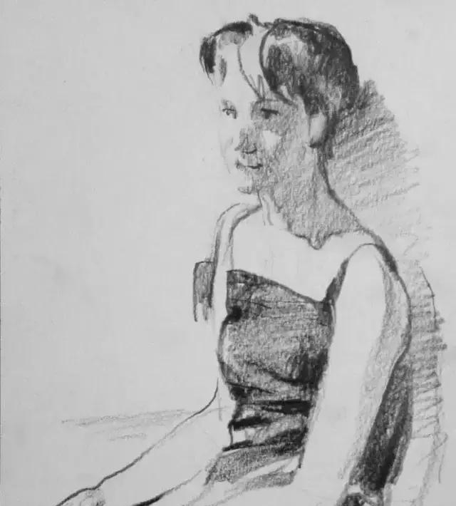 俄罗斯素描画家怎么处理素描关系 ART 第29张