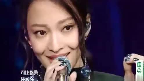 歌手2018:张韶涵这首冷门的歌没多少人听过,却被她唱到极致!