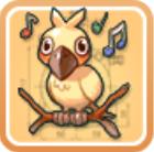 歌唱小鸟图纸