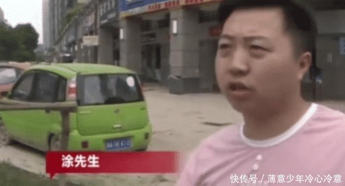 堵在小区唯一通道6天导致爱车被毁,女车主看后破口大骂,其他业主:活该!