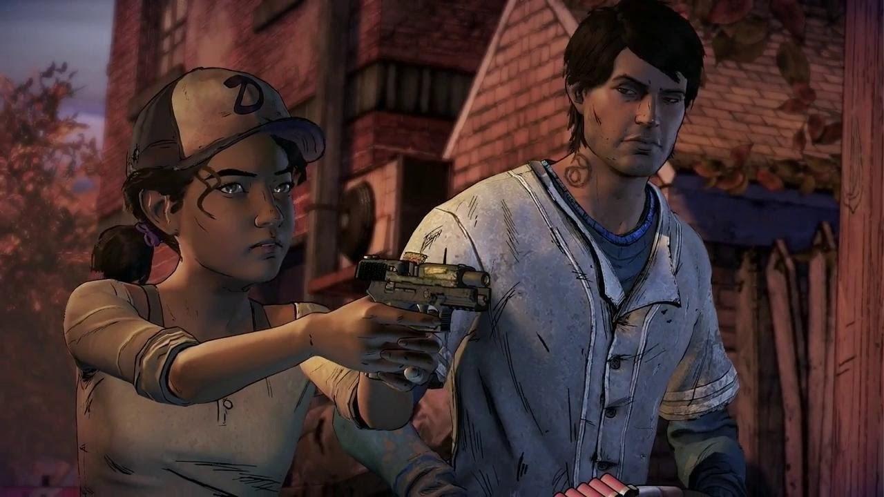 《行尸走肉:新边界》确认前两章节将同步发售