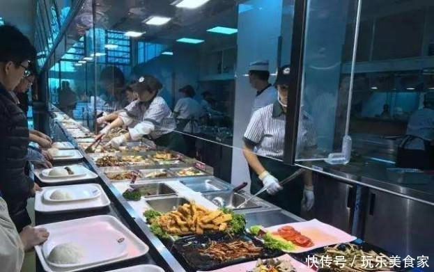 华为员工平常都吃啥?看完他们的食堂,才明白为啥央视员工都羡慕