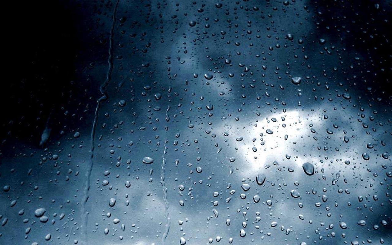 """>ios7雨滴主题  最受欢迎和最佳美丽的""""雨玻璃""""android的高清壁纸.图片"""