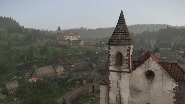 《天国:拯救》游戏画面