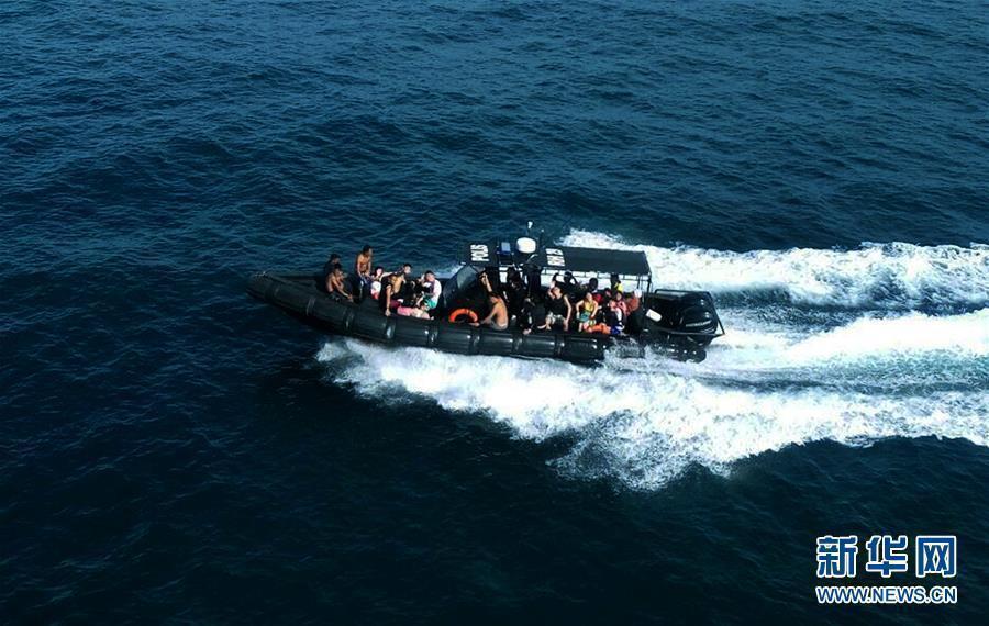 【转】北京时间      大马载28名中国游客船只失联 2人已获救 - 妙康居士 - 妙康居士~晴樵雪读的博客