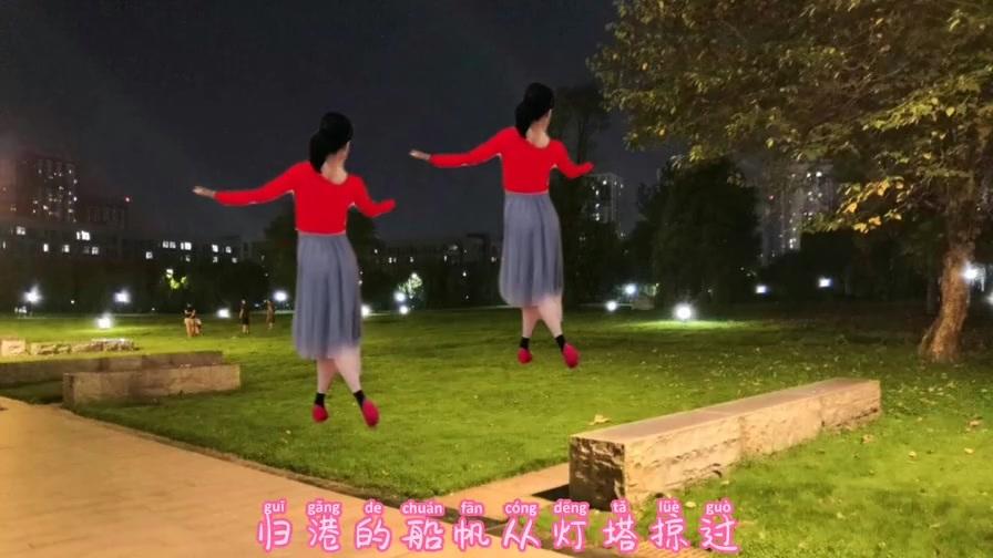 舞蹈《灯火里的中国》灯火漫卷的万里山河初心换回了百年承诺
