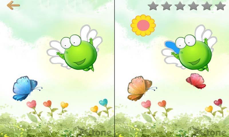 找不同之绿豆蛙第1集