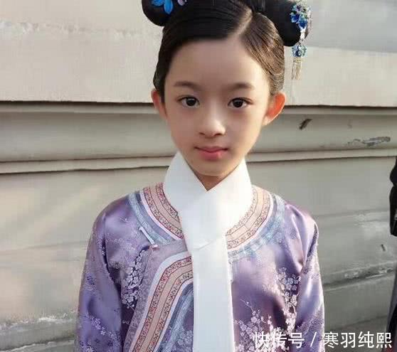 承包赵丽颖,迪丽热巴童年的小童星长大了!