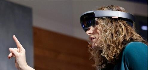 HTC Vive和微软HoloLens展开合作