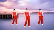 迪士高健身舞《路灯下的小姑娘》欢快的节奏、令人心情愉悦又健康