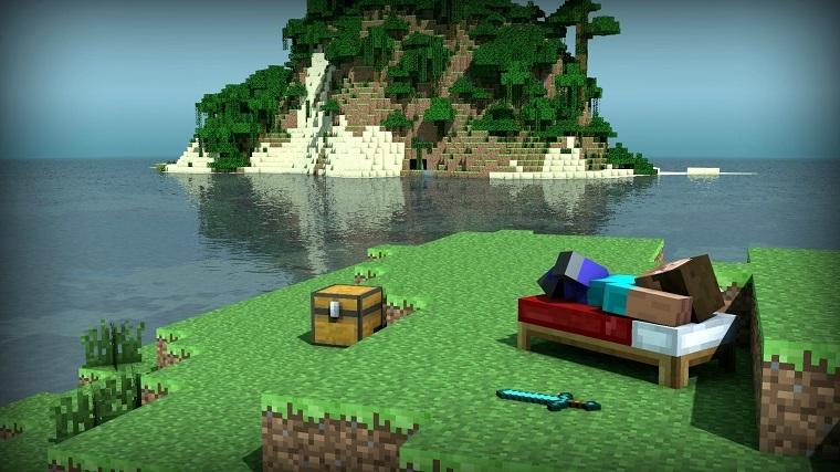 《我的世界》游戏画面