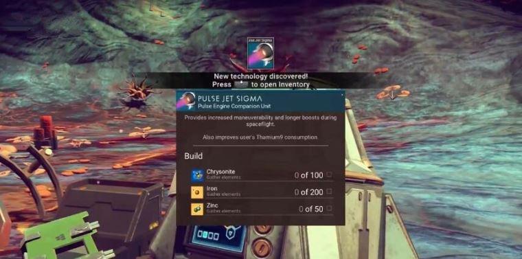 无人深空怎么修飞船?飞船坏了怎么办?