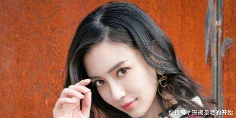 韩国人眼中最漂亮的五位中国女星杨幂垫底,第一是她